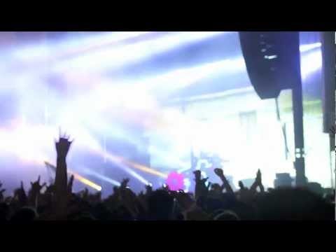 Skrillex Live @ Electric Zoo 2012 Part 1/2