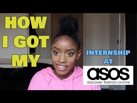 HOW I GOT MY INTERNSHIP AS A SOFTWARE ENGINEER AT ASOS!