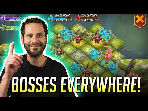 Lets Talk New Lost Realm UPDATE New Insignias Castle Clash