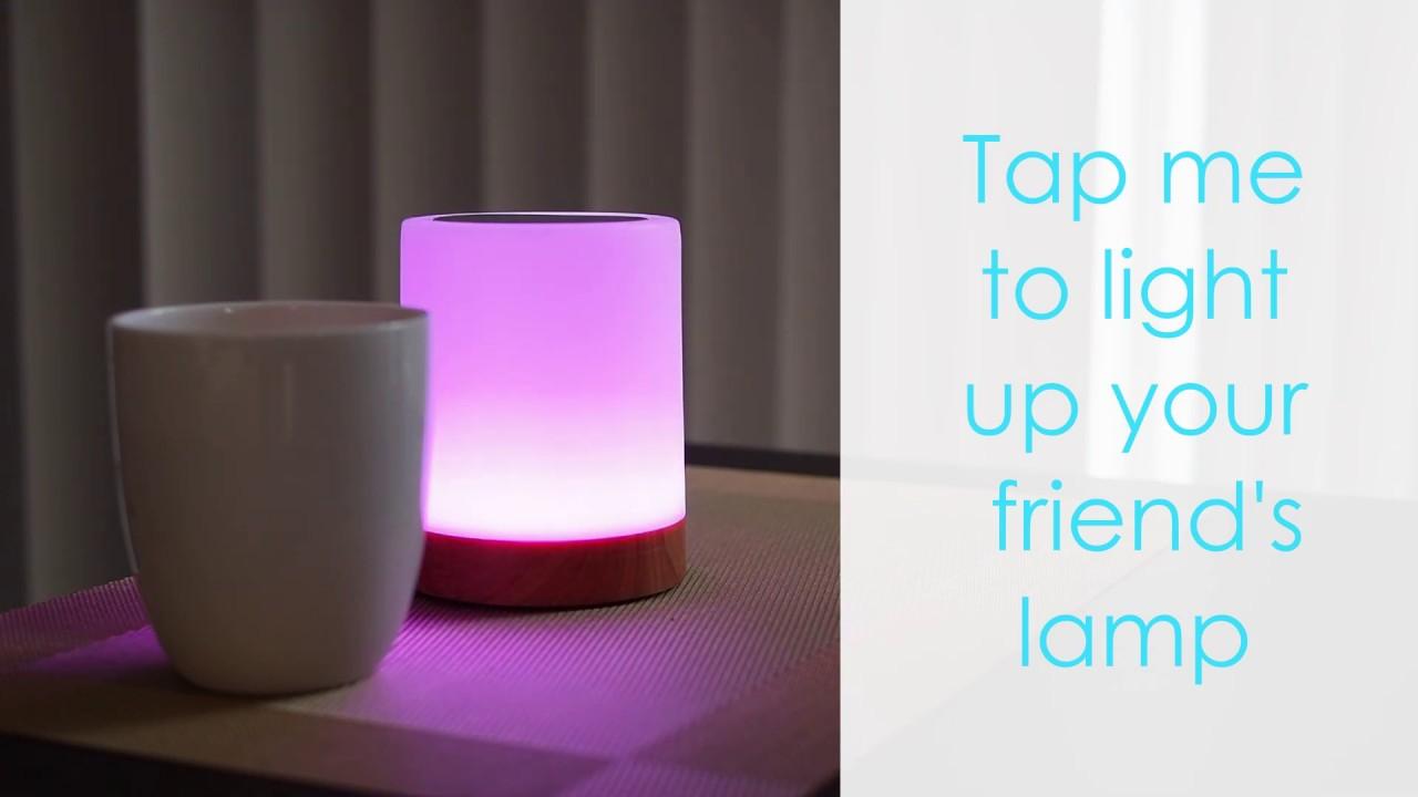 Friendship Lamps UK | Long Distance