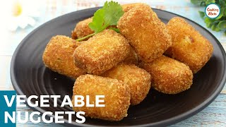 Vegetable Nuggets by Cooking Mate  Healthy Snacks Vegetable  Veg Recipes