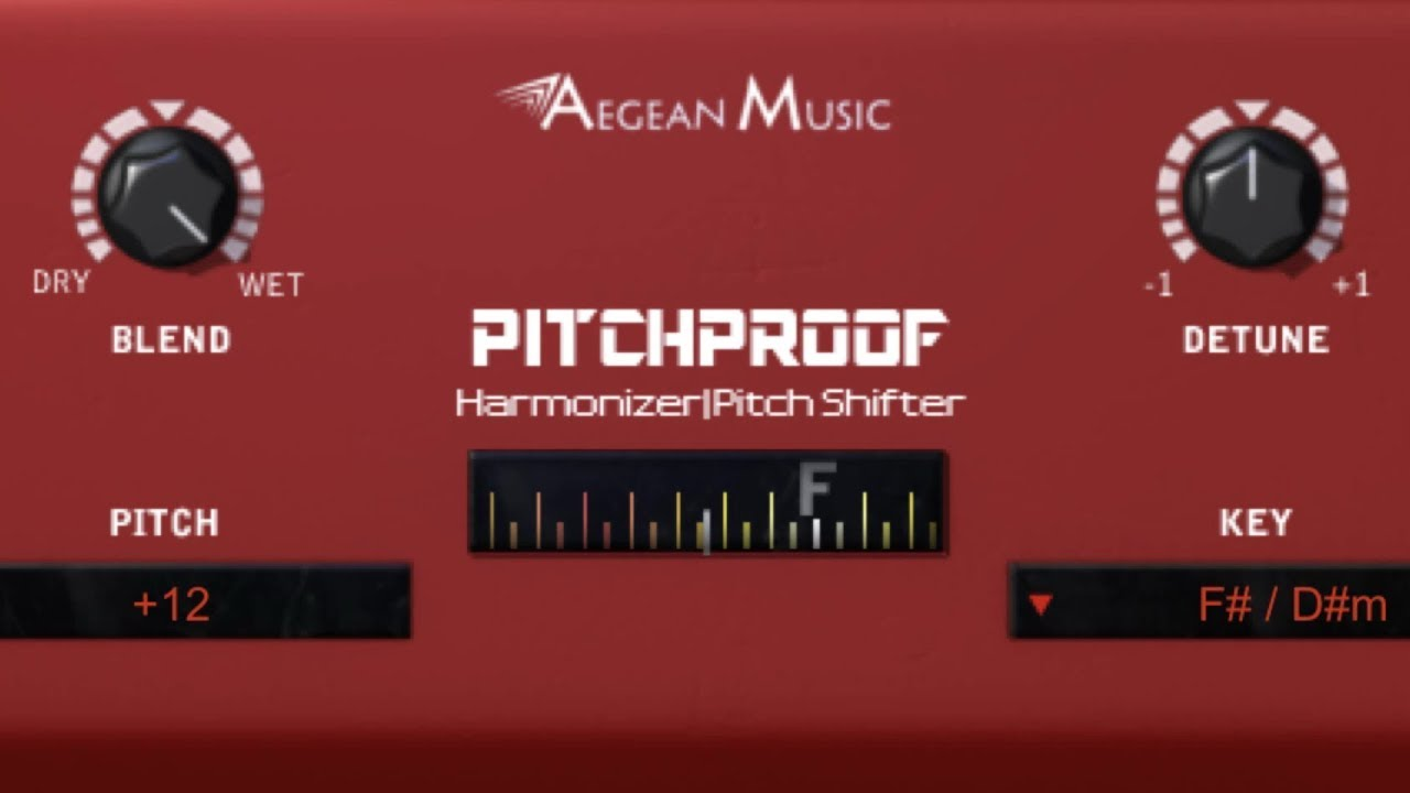 Logic Pro X - Create Vocal Harmonies with Pitchproof | FREE HARMONIZER