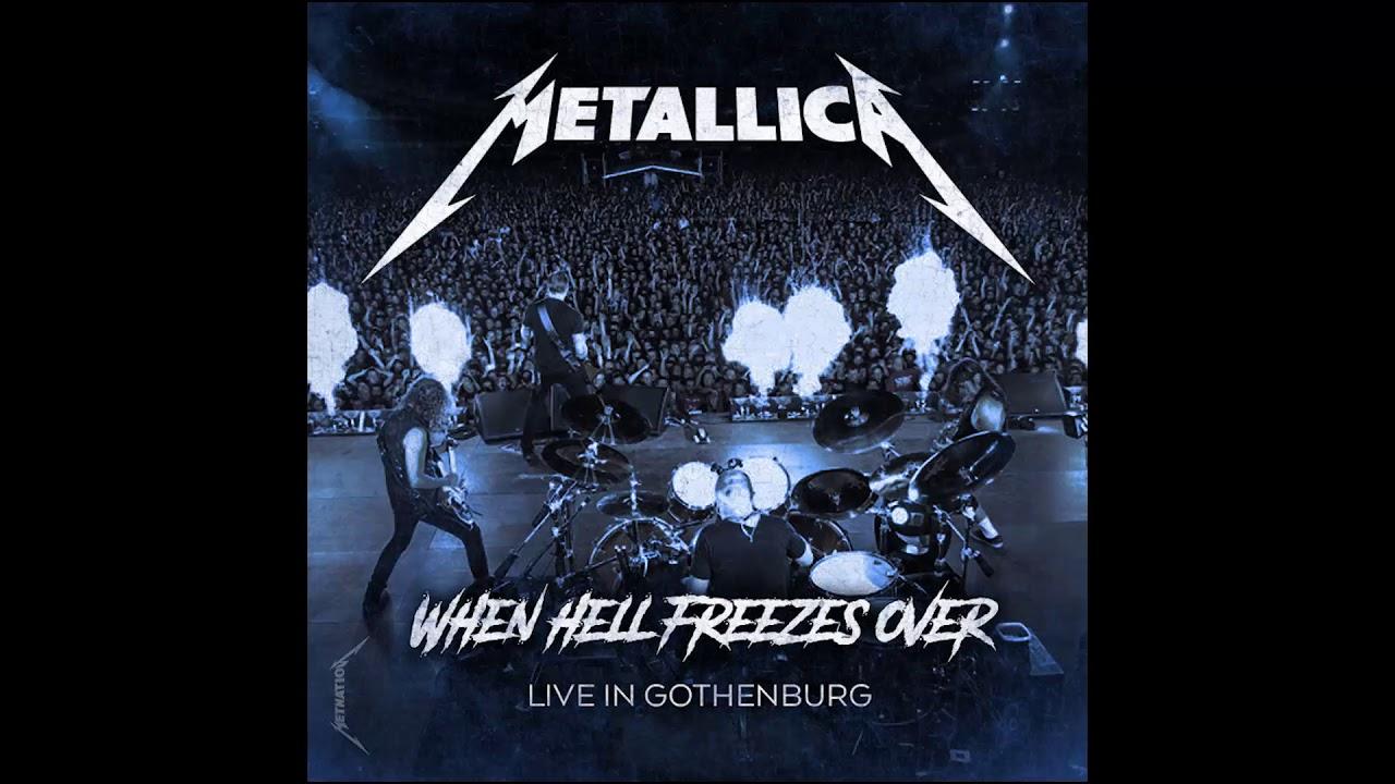 hell freezes over full concert video
