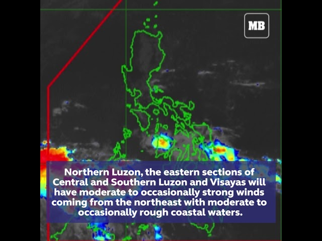 Weather Update (November 6, 2018, Tuesday)