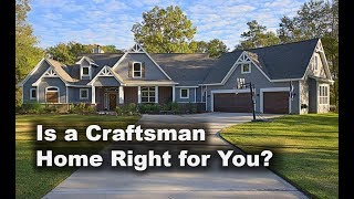 Why choose a Craftsman house plan? | The House Designers