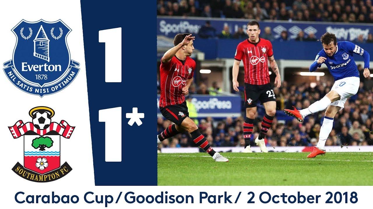 Everton 1:1 Southampton ( მიმოხილვა )