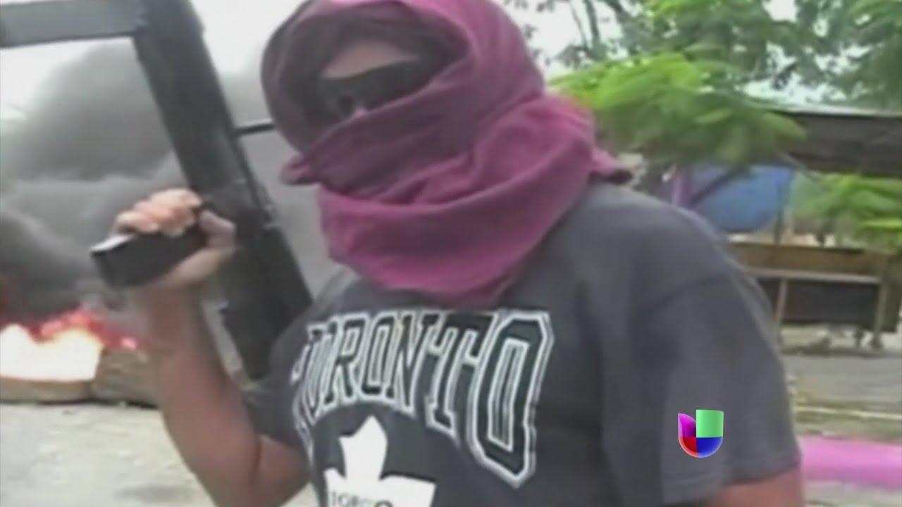 Violentas protestas se desatan en República Dominicana -- Noticiero Univision