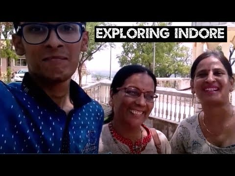 EXPLORING INDORE |  VLOG -1 | TRAVEL TALKS