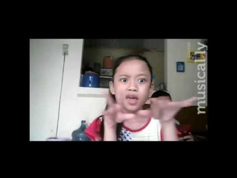 Nayla feat Syah Andi lagi Silly Sunday