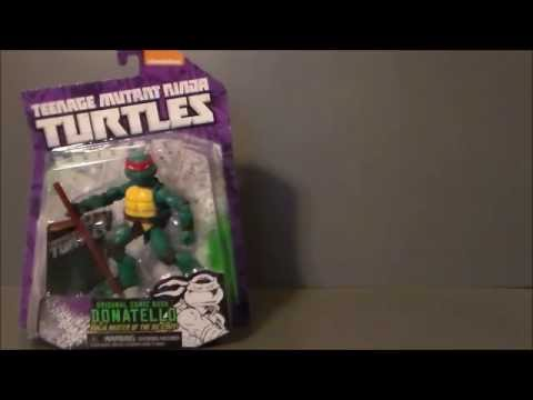 Donatello Original Comic Book TMNT 30th Anniversary