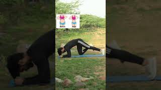 Easy Abs Exercise | Saurabh Fitness | #youtubeshorts #shorts