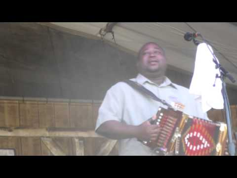 Joe Hall and the Cane Cutters at the New Orleans Jazz Fest 2014 05-04-2014