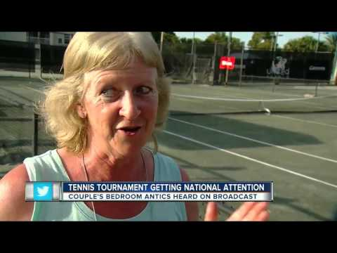 Thumbnail: Tennis Tournament getting national attention
