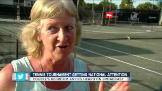 Tennis Tournament getting national attention