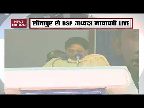 BSP chief Mayawati slams Congress over poverty in India
