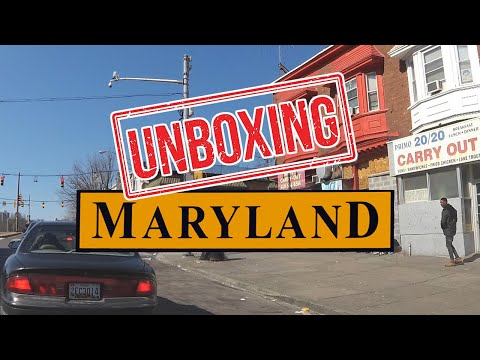 UNBOXING MARYLAND: What It's Like Living in MARYLAND