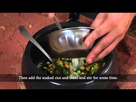 Nepal: How to Cook Tasty Jaulo for Complementary Feeding (Nutrition)