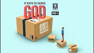 It Pays to Serve God Part 4 | Pastor John Roughton | Spirit of Faith Church