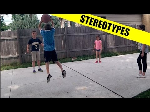 Stereotypes: Four Square l Thats Amazing