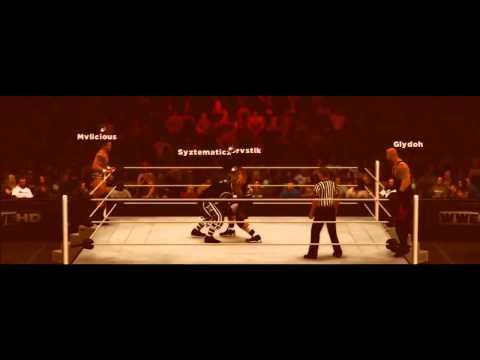 WWE2K15 - Drastik vs. Syztematicz (Stay Gunnin)