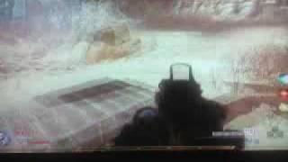 video test call of duty modern warfare 2 en ligne