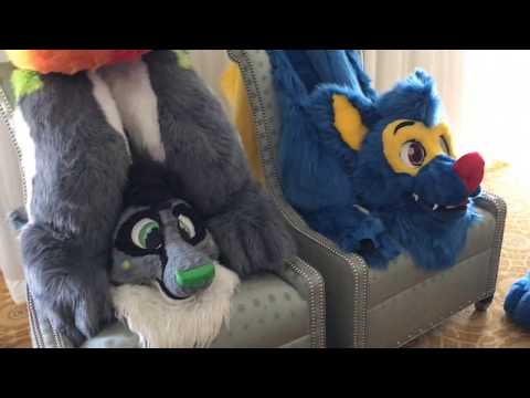 Furries Take Over At Hydra Comic Con 2017