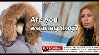 ARE YOU WEARING DOG FUR THIS CHRISTMAS?