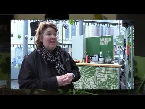Borough Market 'Taste the Greatness of Northern Ireland' Showcase on London Live 13.03.19