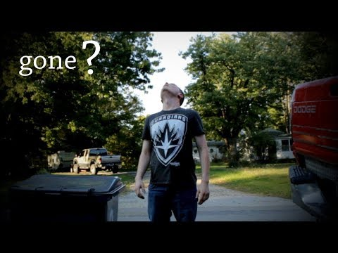 gone?(a short comedy film by Jared Wilcox)