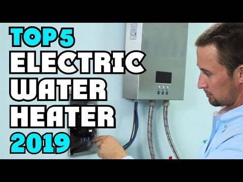 Best Electric Water Heater Of 2019 | Electric Water Heater Buying Guide