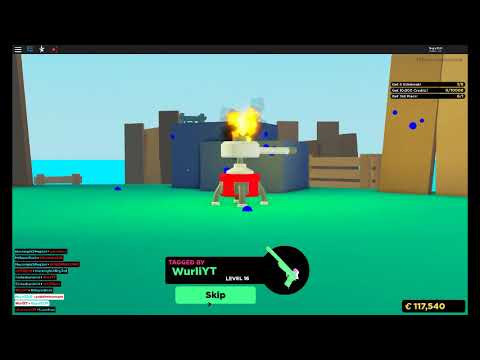 Im A Bot At Roblox Big Paintball Youtube