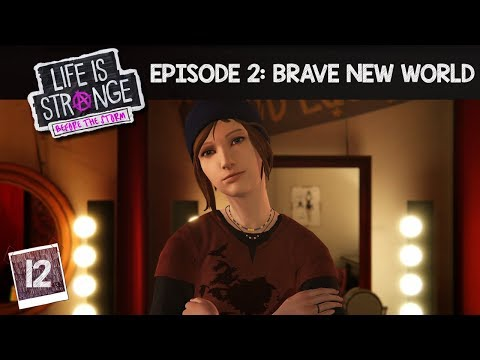 DEATH OR TRAGEDY - Part 12 - LIFE IS STRANGE BEFORE THE STORM [BLIND] - EPISODE 2 - Let's Play
