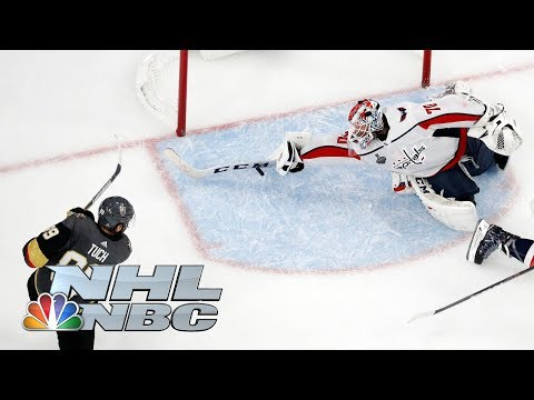 NHL Stanley Cup Final: Braden Holtby's incredible Game 2 save I NBC Sports