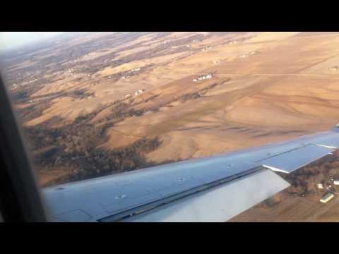 Landing in Moline, IL, Quad Cities