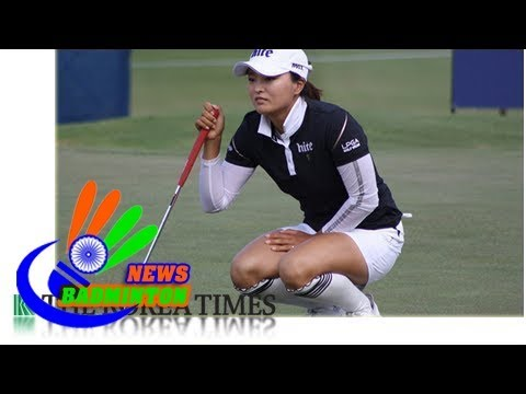 South korea's ko jin-young dominates wire-to-wire in women's australian open victory