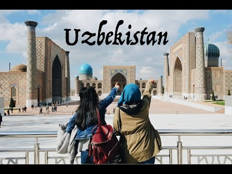 Uzbekistan Trip 2016