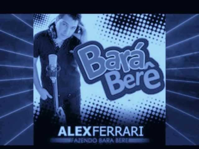 Alex Ferrari - Bar Ber
