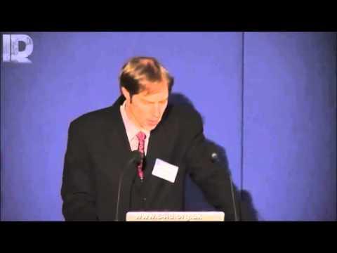 Dr. Stephen Meyer at Cambridge