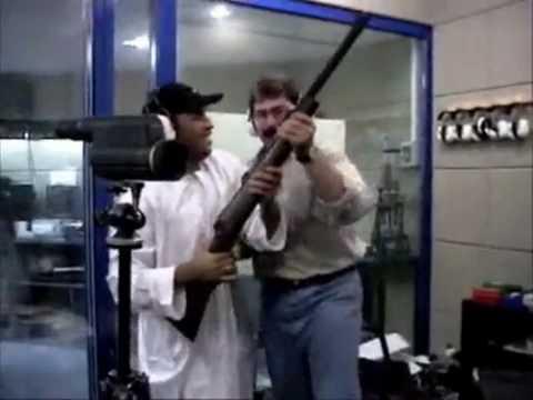 Funny Gun recoil collection.