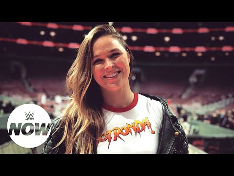 Ronda Rousey shocks the world with Royal Rumble arrival: WWE Now