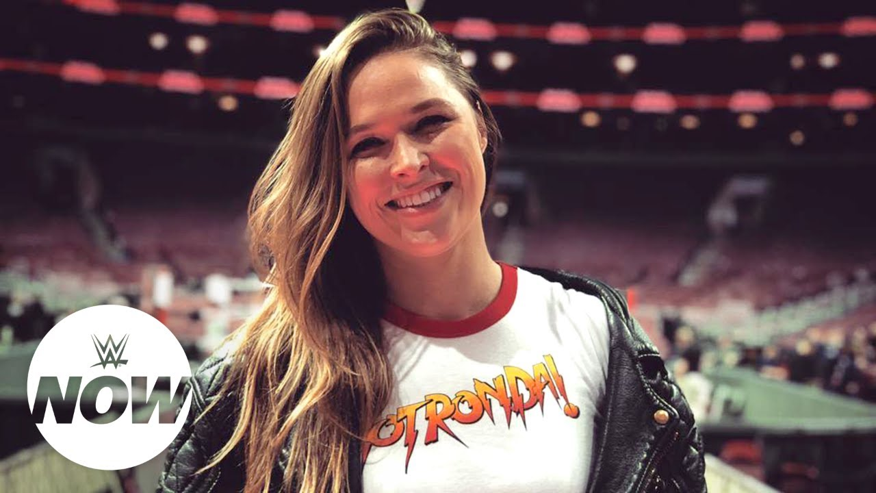 Ronda Rousey Shocks The World With Royal Rumble Arrival