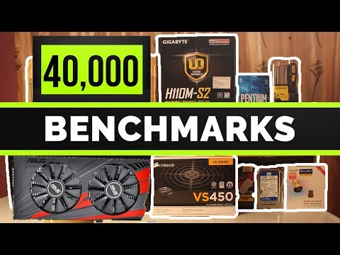 40000 Rs Indian Gaming PC BENCHMARKS. 12 Games tested. [PC BUILD INDIA 2017]