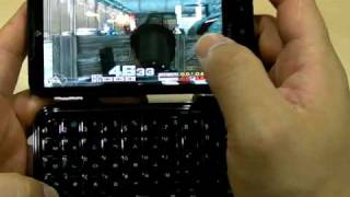 hd2 mini bluetooth keyboard with windows mobile android emulating game