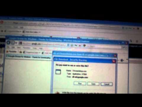 Hackers Block Google Chrome (Tape 1) Mary Neal