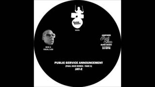 Paul Nice-Take 3/ Jay Z - Public Service Announcement