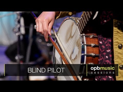 Blind Pilot - Like Lions (opbmusic)
