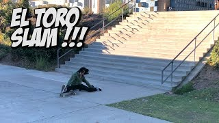 CRAZY SLAM OFF OF EL TORO 20 STAIR & MUCH MORE !!! - NKA VIDS -