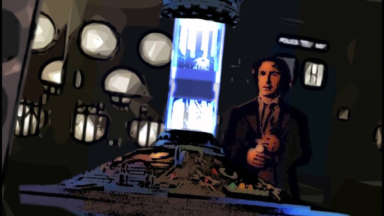 doctor who motion comic tardis test eighth doctor youtube