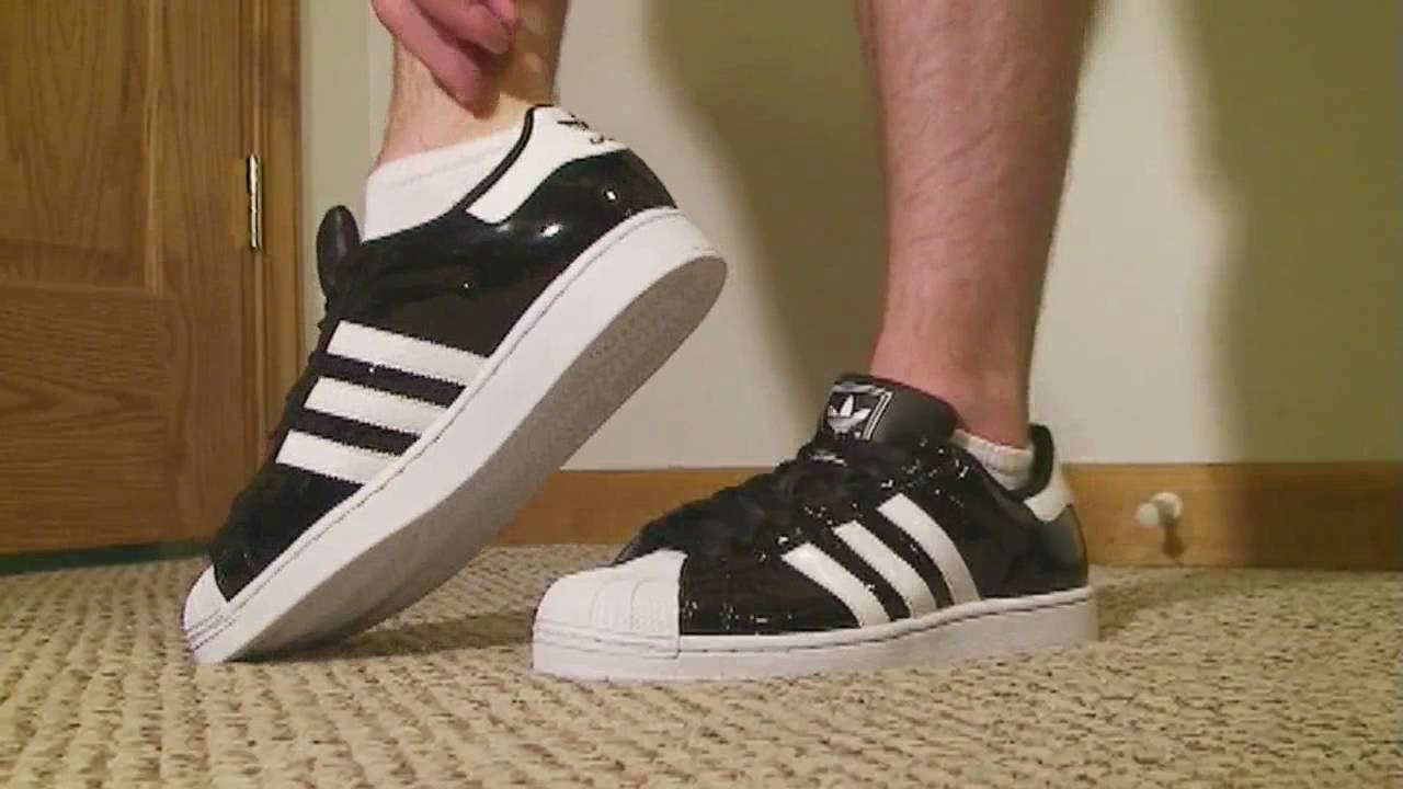 Adidas Superstar Patent Leather Collection kixcome YouTube