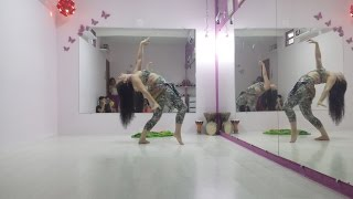 Allana Alflen Improvisando na Aula 24/01/15